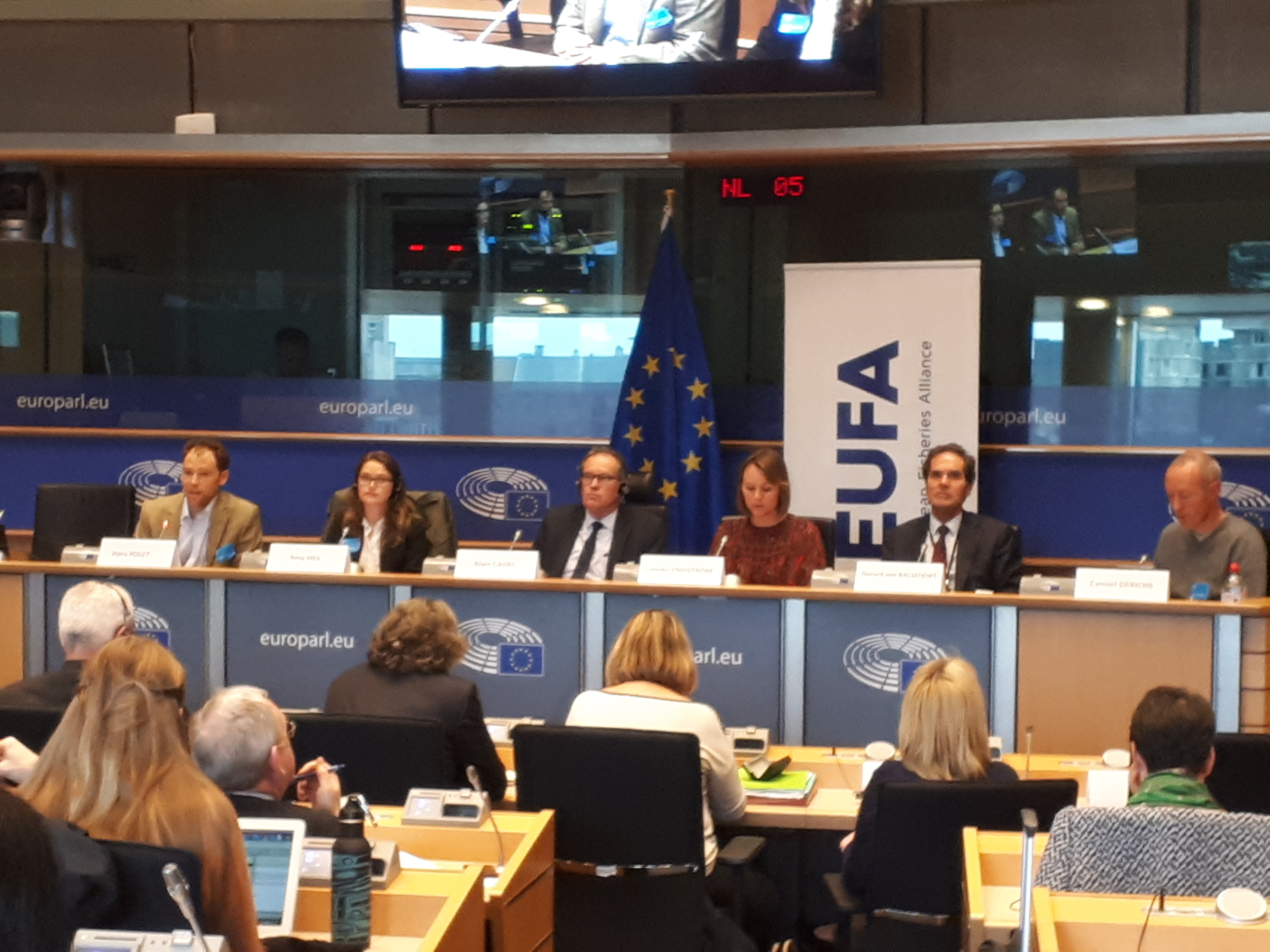 EUFA calls for continued joint fisheries management after Brexit
