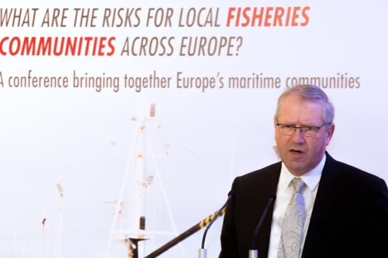 Video: presentation of the Santiago declaration by coastal communities on Brexit