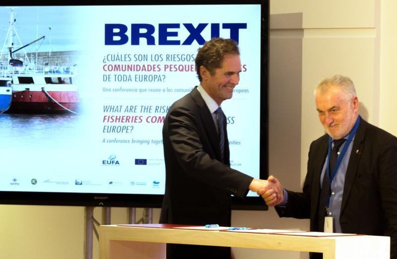 Santiago Declaration by European fishing communities on Brexit